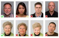 Pasfoto's aan huis